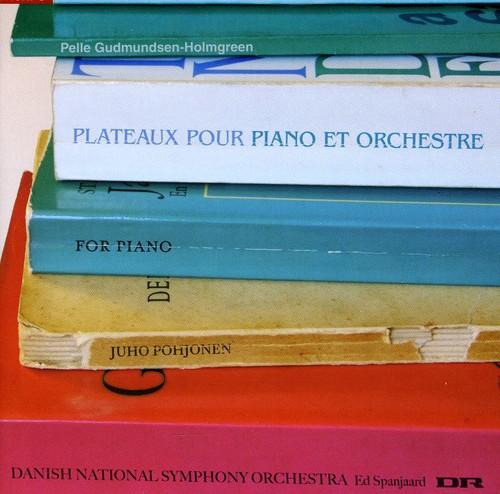 Plateaux Pour Piano Et Orchestre for Piano