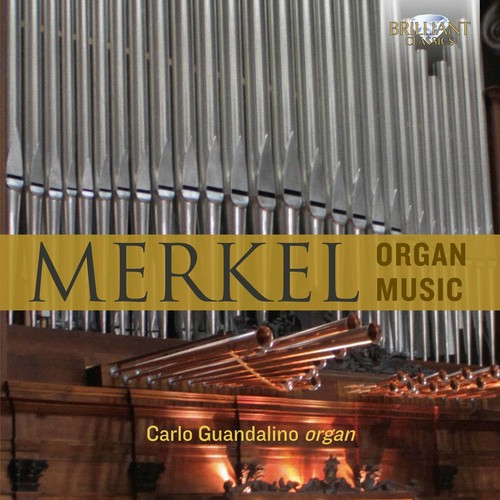 Gustav Adolf Merkel: Organ Music