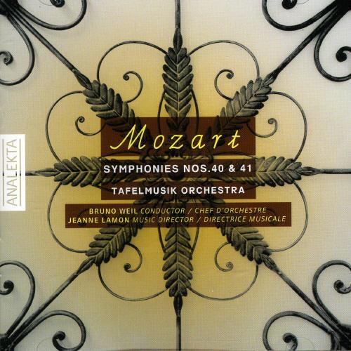 Symphonies Nos 40 & 41