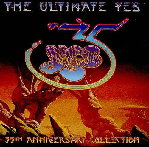 Yes-Ultimate Yes Collection - 35th Anniversary