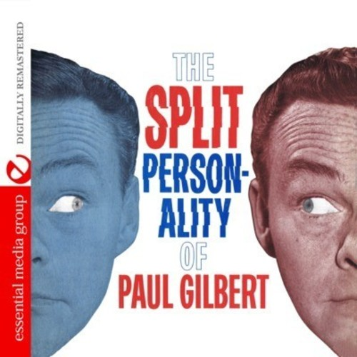 Paul Gilbert - Split Personality Of Paul Gilbert