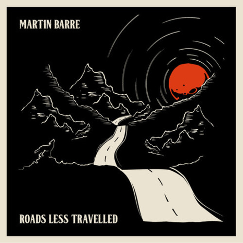 Martin Barre - Roads Less Travelled [Clear Vinyl]