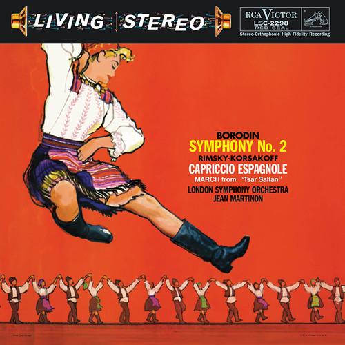 Borodin: Symphony No. 2 /  Rimsky-korsakov: Caprico