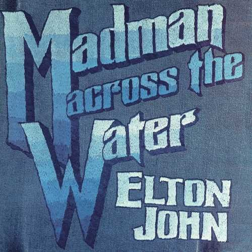 Elton John - Madman Across The Water [LP]