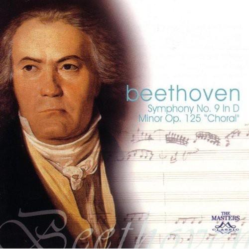 Sym 9 in D minor Op. 125 Choral
