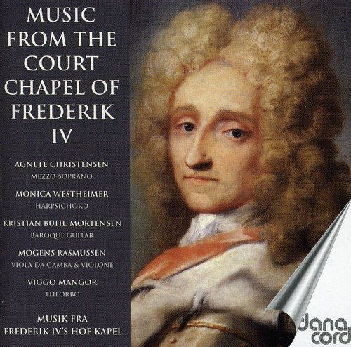 Music from Court Chapel of Frederick 4 /  Various