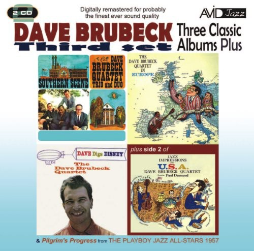 Dave Digs Disney/ Southern Scene/ In Europe