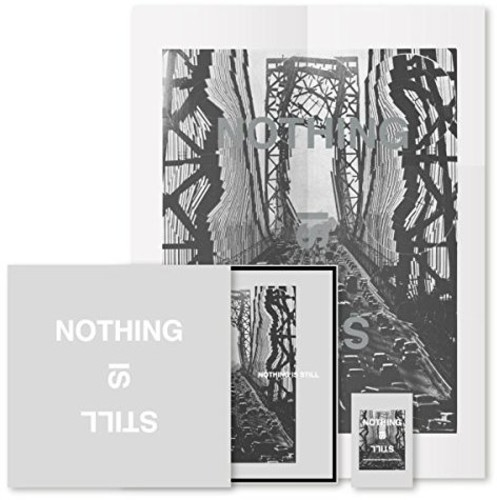 Leon Vynehall - Nothing Is Still [Poster] [Download Card]
