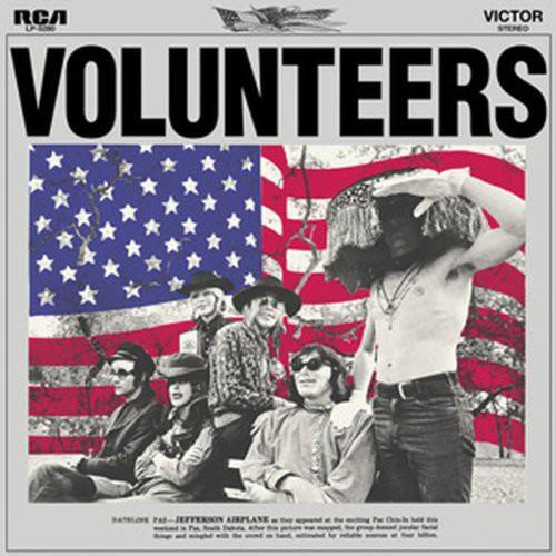Jefferson Airplane - Volunteers [LP]
