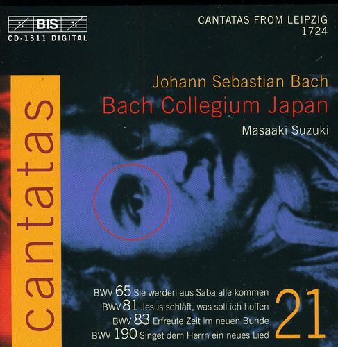 Cantatas 21