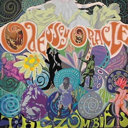 The Zombies - Odessey & Oracle [Import]