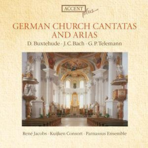 German Church Cantatas & Arias