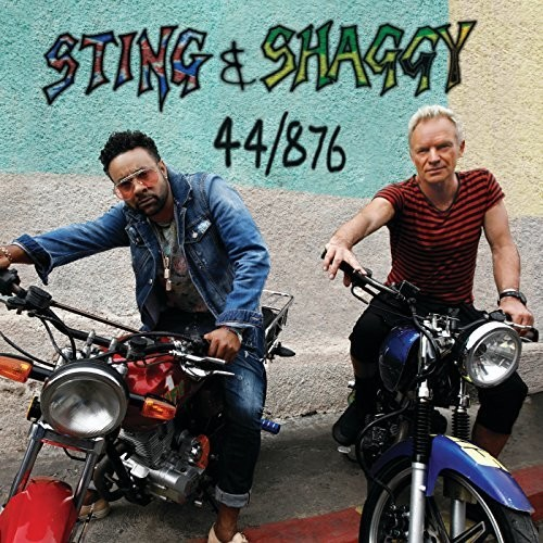 Sting / Shaggy - 44/876 [LP]