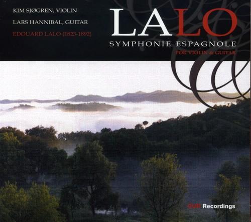Symphonie Espagnole for Violin & Guitar