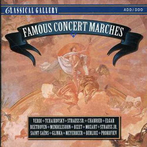 Famous Concert Marches /  Various