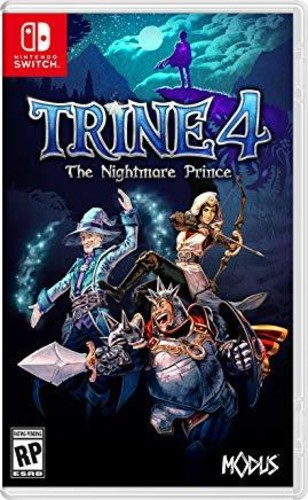 - Trine 4: The Nightmare Prince for Nintendo Switch