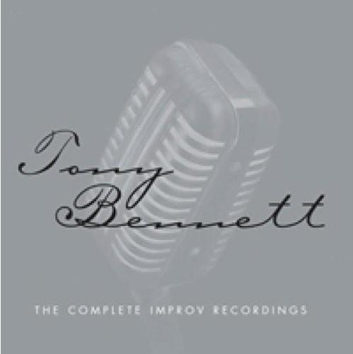 Complete Improv Recordings