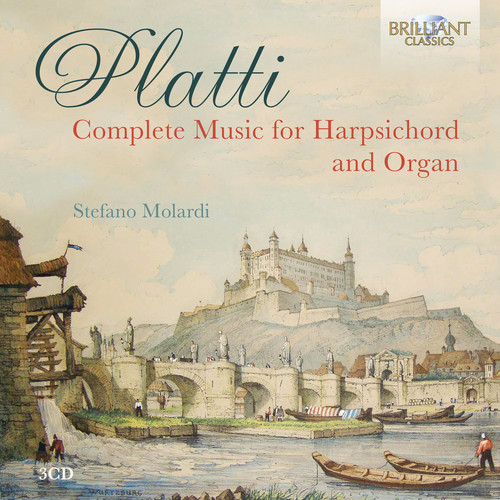 Complete Music for Harpsichord & Organ