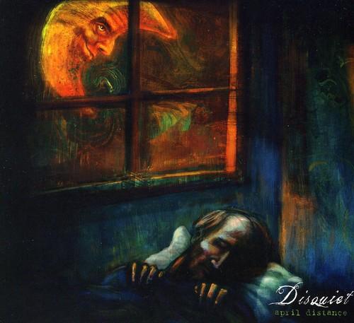 Disquiet - April Distance