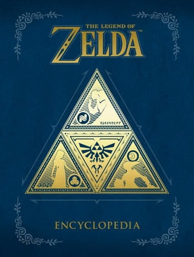 - The Legend of Zelda Encyclopedia