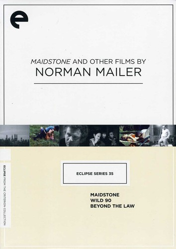 Maidstone and Other Films by Norman Mailer (Criterion Collection - Eclipse Series 35)