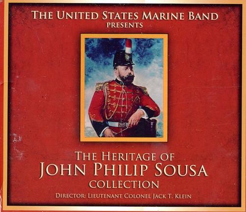 Heritage of Sousa Box Set