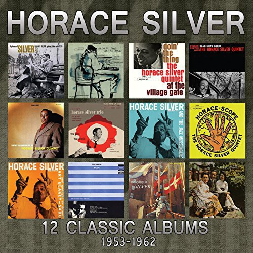 Horace Silver - 12 Classic Albums: 1953-1962