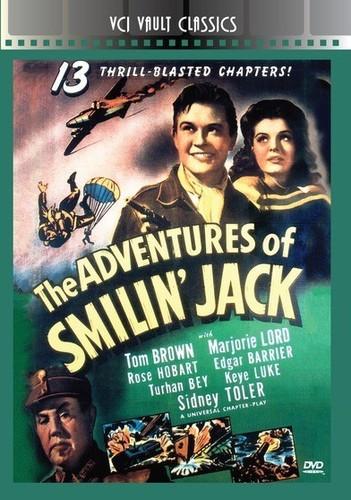 Adventures of Smilin Jack (Serial)