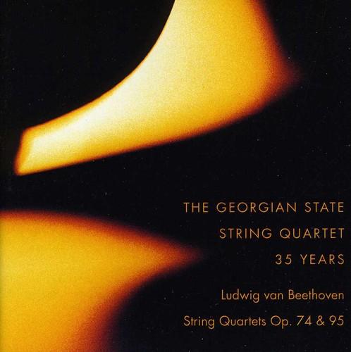 String Quartets Op. 74 & 95