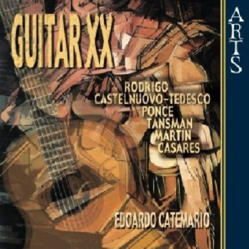 Guitar Music of the 20th Century