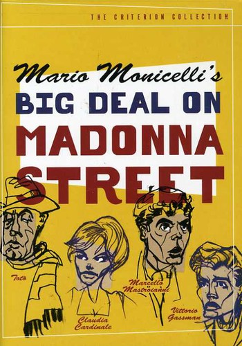 Big Deal on Madonna Street (Criterion Collection)