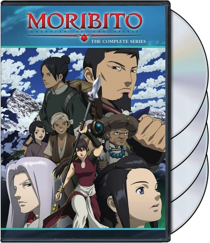 Moribito - Complete Series
