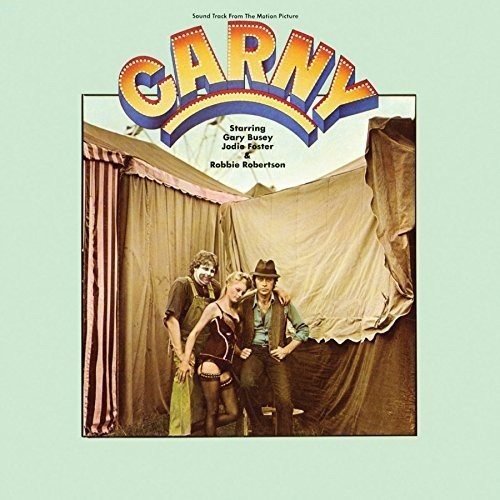 Robbie Robertson-Carny (Soundtrack from the Motion Picture)