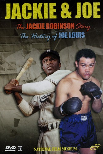 The Sports Legends Collection: The History of Joe Louis /  The Jackie Robinson Story