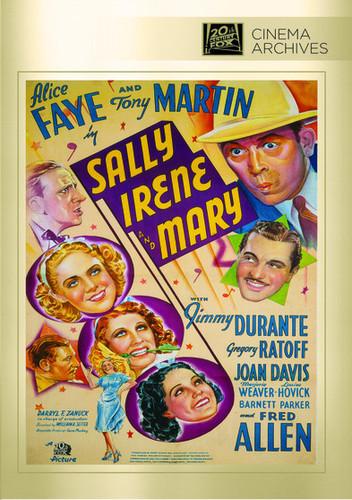 Sally Irene and Mary