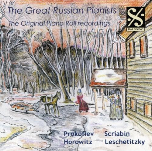 Great Russian Pianists Pno