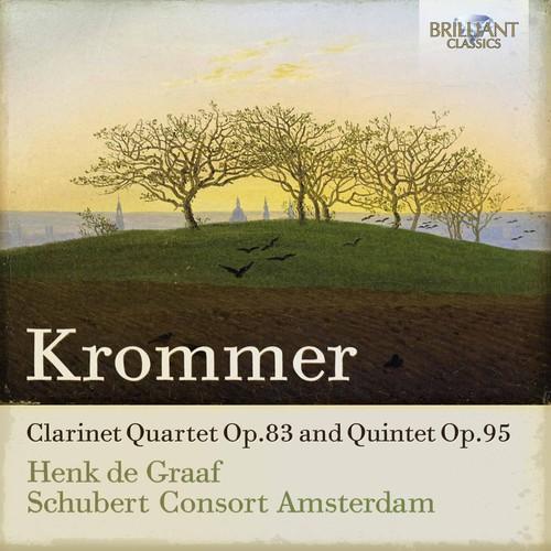 Clarinet Quartet Op.83 & Quintet Op.95