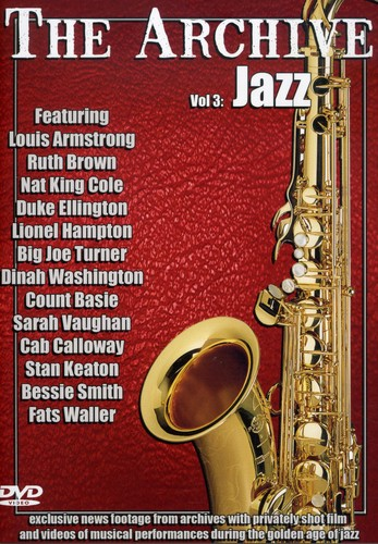 Archive 3: Jazz