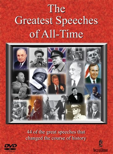 The Greatest Speeches of All-Time Box Set