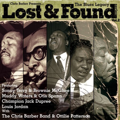Blues Legacy: Lost and Found Series, Vol. 2