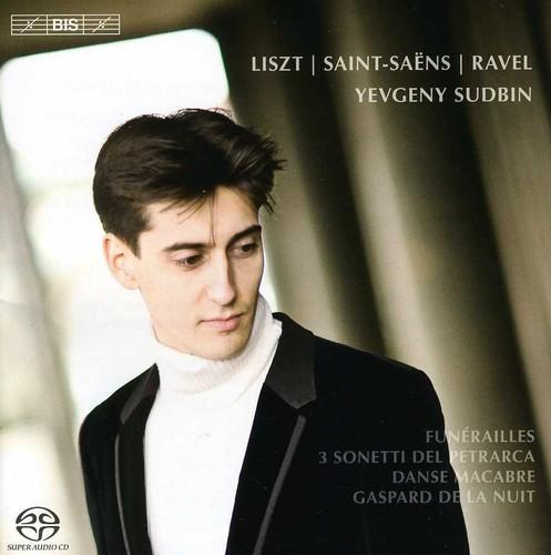 Yevgeny Sudbin Plays Liszt & Ravel & Saint-Saens