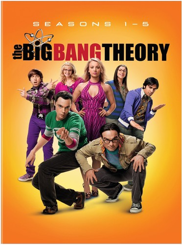 The Big Bang Theory [TV Series] - The Big Bang Theory: Season 1 - 5