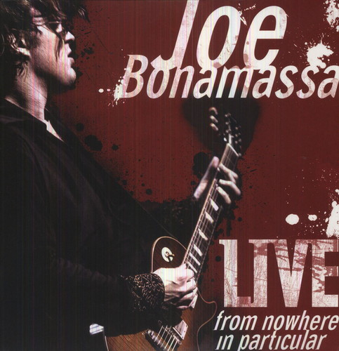 Live from Nowhere in Particular [Import]