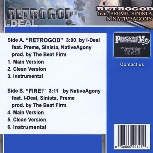 Retrogod /  Fire
