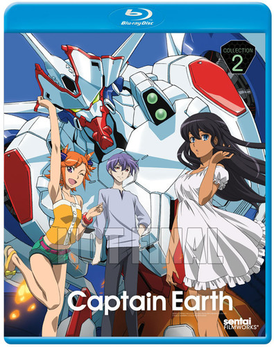 Captain Earth Collection 2