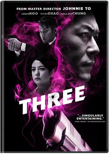 Vicky Zhao - Three