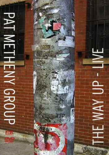 Pat Metheny - The Way Up-Live