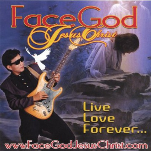 Facegod Jesuschrist