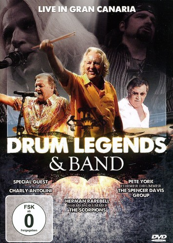 Drum Legends & Band [Import]