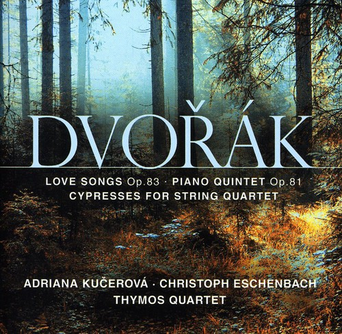 Love Songs Op 83 /  Cypresses